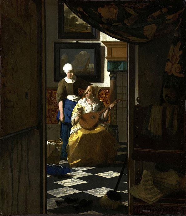 vermeer-love-letter
